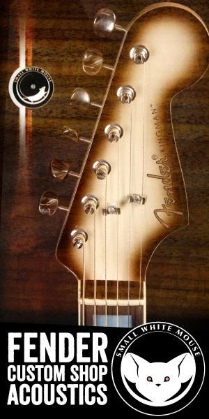 fender guitar makers